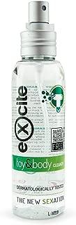 EXCITE Limpiador desinfectante de accesorios íntimos y copa menstrual. Antibacteriano y antiséptico con Aceite de Árbol de Té. Sin alcohol ni sulfatos, elimina el riesgo de infecciones. 100ml
