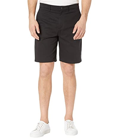 Calvin Klein Infinite Flex Chino Shorts (Black) Men