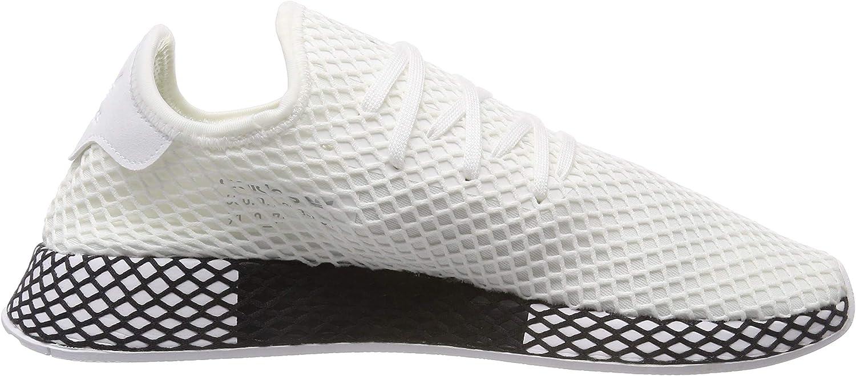 Adidas Deerupt Runner, Scarpe da Fitness Uomo Bianco Ftwr White Ftwr White Core Black