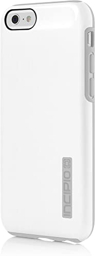 2021 Incipio iPhone 6 Dualpro Shine Hard-Shell Case sale outlet sale with Silicone Core - Retail Packaging - White/Gray online