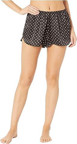 100% Silk Tap Shorts SLK102