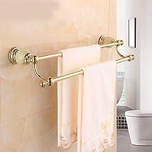 MBYW moderne minimalistische hoge dragende handdoek rek badkamer handdoekenrek Gouden antiek handdoek rek handdoek bar dub...
