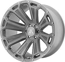 Asanti Off Road OR813 22x10 6x135-12mm Brushed Wheel Rim 22