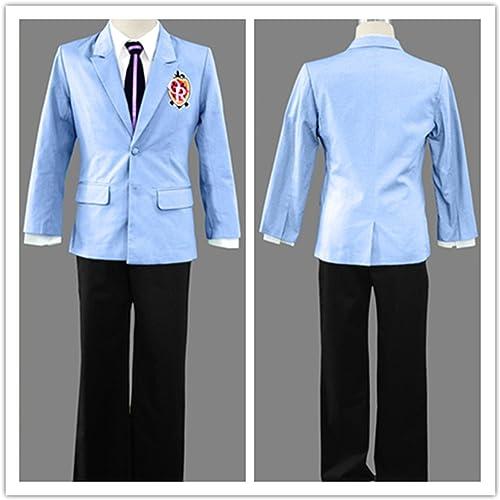 Sunkee Ouran High School Host Club Cosplay Schuluniform, Größe S( Alle Größe Sind Wie Beschreibung Gesagt, überprüfen Sie Bitte Die Grüntabelle Vor Der Bestellung )