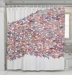 Norman Wyatt Home Summer School Print Polyester Fabric 72