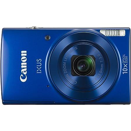 Canon Ixus 190 Digitalkamera 2 7 Zoll Blau Kamera