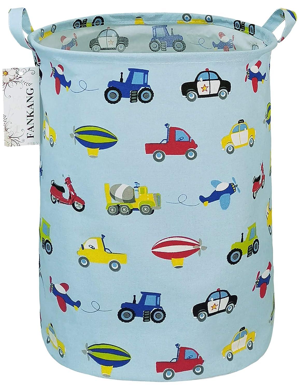 FANKANG Storage Basket Nursery Laundry Ranking TOP13 Canvas Hamper Fol Super-cheap