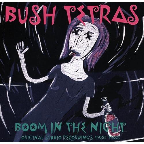 Amazon com: Boom In The Night: Bush Tetras: MP3 Downloads