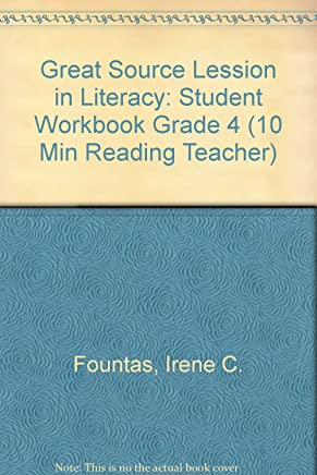 Great Source Lession in Literacy: Student Workbook Grade 4