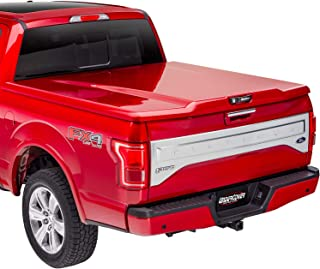UnderCover Elite LX Painted One-Piece Truck Bed Tonneau Cover, Bronze Fire | UC2158L-H7 | fits 2015-2019 Ford F-150 5.5ft ...