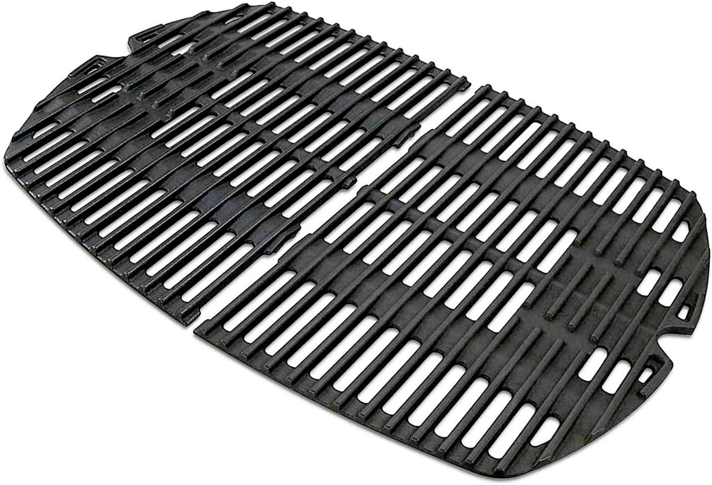 Votenli C764E Ranking TOP16 2-Pack 21.5 x Max 71% OFF 15.3 Iron inchesCast G Grid Cooking