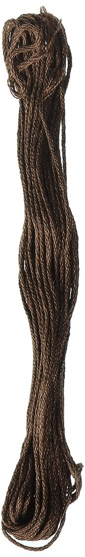 Sullivans Six Strand Embroidery Cotton 8.7 Yards-Dark Beige Brown 12 per Box