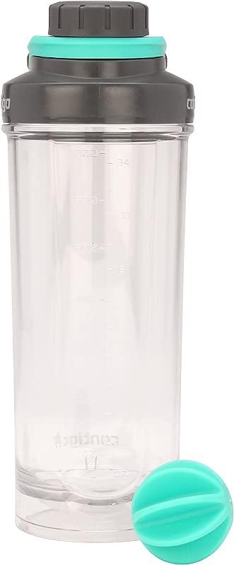 Contigo Shake Go Fit Shaker Bottle 28 Oz Cockatoo