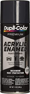 Dupli-Color EPAE10800 Gunmetal Spray Paint, 12. Fluid_Ounces