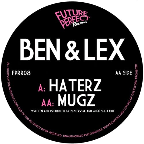 timeless design c65c6 7c1bf Haterz   Mugz by Ben   Lex on Amazon Music - Amazon.com