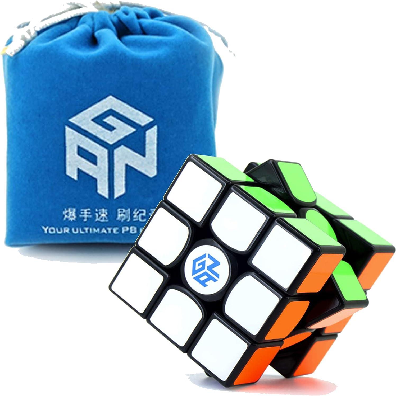 GAN 356 Air Master Schwarz Set mit Original GAN Tasche und Cube Ständer Neu Blau Core 3x3x3 B07CS2JVNW Mangelware  | Export