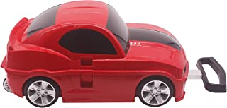 Chevrolet Camero Car Trolley For Kids Red