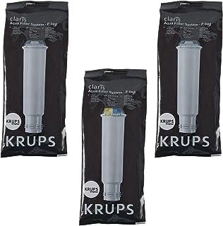 3 wkłady filtrujące Krups Claris F088