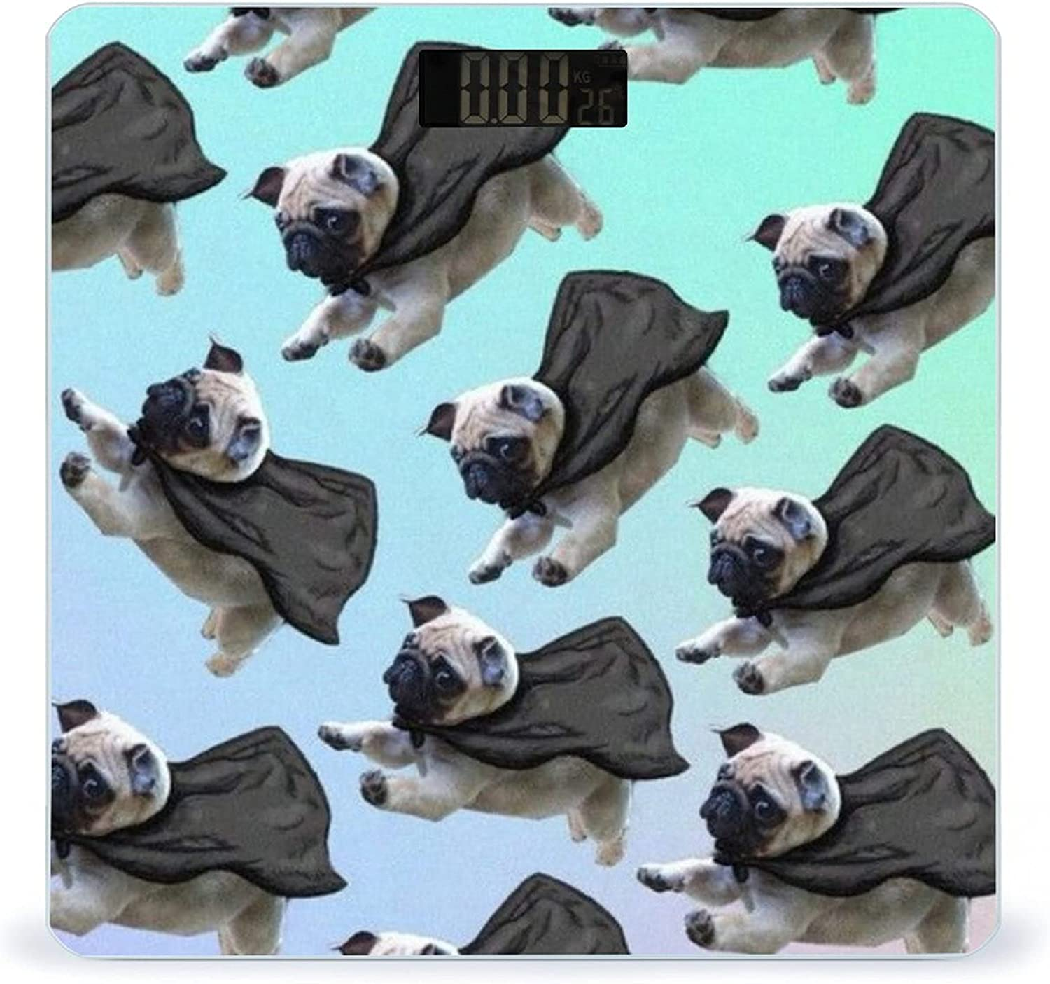 CHUFZSD Fly Pug quality assurance Highly Accurate Fitness Scale Weight Digit Smart Max 90% OFF