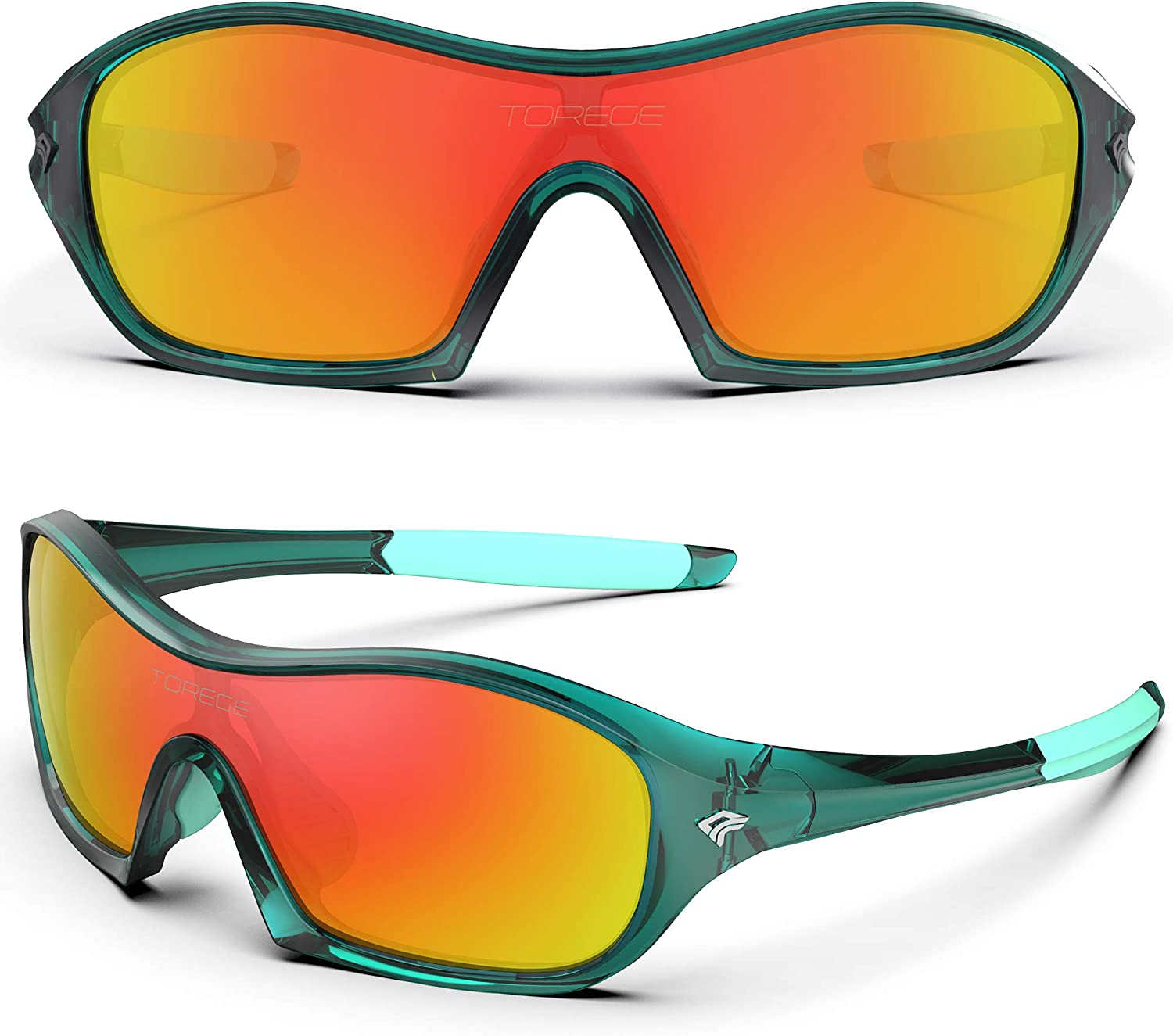 TOREGE Kids Sale special price Sunglasses Polarized Boys Sports and Courier shipping free for