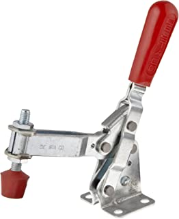 DE STA CO 210-U Vertical Hold Down Action Clamp with U-Shaped Bar and Flanged Base