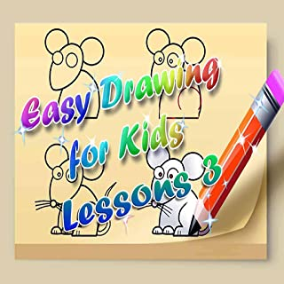 Easy Drawing for kids Lessons 3