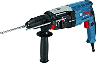Sponsored Ad – Bosch Professional 611267671 GBH 2-28 F Corded 240 V Rotary Hammer Drill with SDS Plus, Navy Blue
