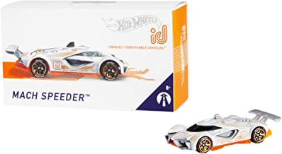 Hot Wheels id Mach Speeder Zamac {Moving Forward}