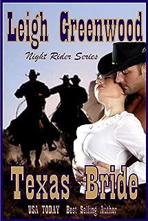 Texas Bride (Night Riders Book 2)