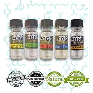 FOGG Terpenes - Couchlock Collection (1ml)