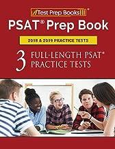 PSAT Prep Book 2018 & 2019 Practice Tests: Three Full-Length PSAT Practice Tests