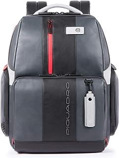 Piquadro Urban Businessrucksack RFID Leder 44 cm Laptopfach