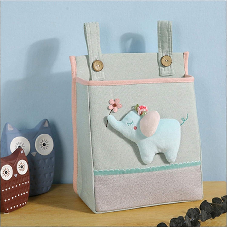 Finally resale start LEI789LL Wall Hanging Storage Bag Cute Dallas Mall