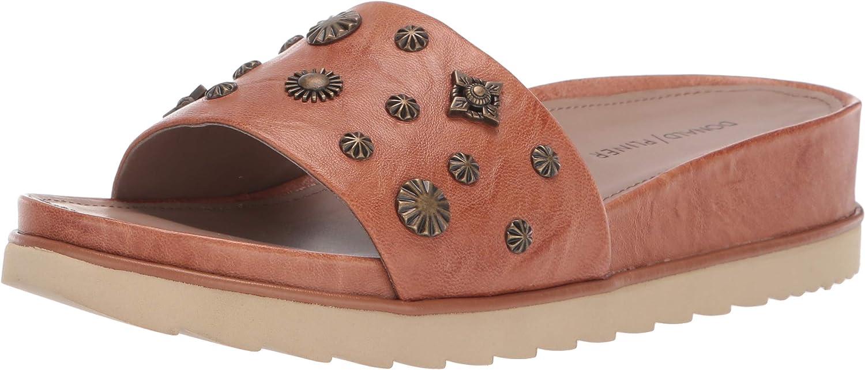 Donald J Pliner Women's Sandal Slide Great interest Cailo-41 Colorado Springs Mall