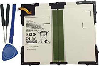 Tesurty Replacement EB-BT585ABE EB-BT585ABA Battery for Samsung Galaxy Tab A 10.1
