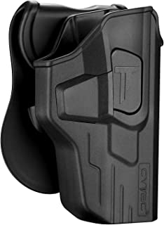 S&W M&P 9MM Full Size Holster, OWB Holster for Smith & Wesson MP 9MM/40S&W M2.0 4.25