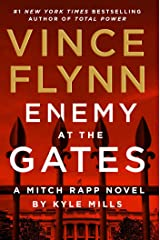 Enemy at the Gates (Mitch Rapp Book 20) Kindle Edition