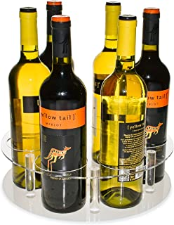 Best rotating wine bottles Reviews