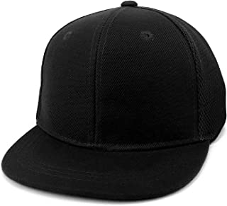 Infant to Toddler Size Structured Flatbill Mesh Cap