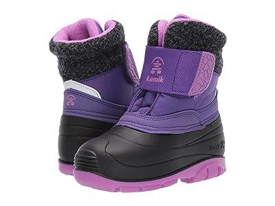 Kamik Kids Wren (Toddler) (Purple) Girls Shoes