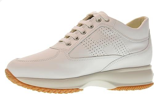 Hogan Scarpe Donna Sneakers Basse HXW00N00E30KLAB001 Interactive ...