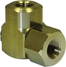 Coxreels 439 Replacement Swivel with Nitrile Seal,Brass, 1/2