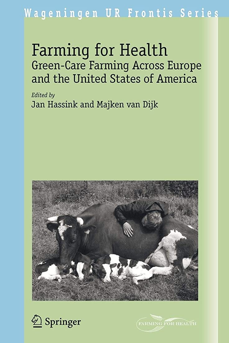 故障障害トラックFarming for Health (Wageningen UR Frontis Series)