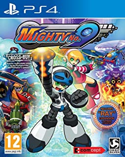JEU Console KOCH Media Mighty NO. 9 PS4