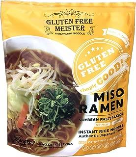 Gluten Free Japanese Miso Ramen 6pk