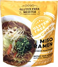Gluten Free Meister Japanese Miso Ramen 6pk (Vegan)