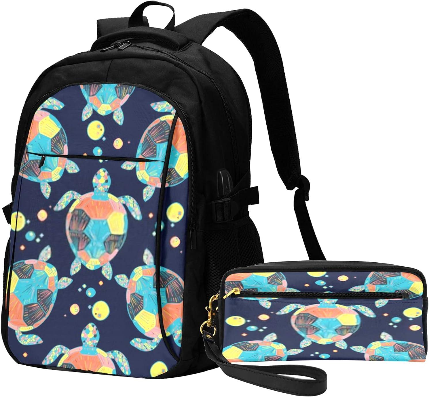5% OFF Backpack With Usb Charging Inexpensive Headphone Zipper Double Schoo Port