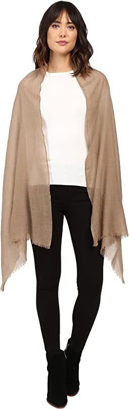 Travel Weight Cashmere Scarf