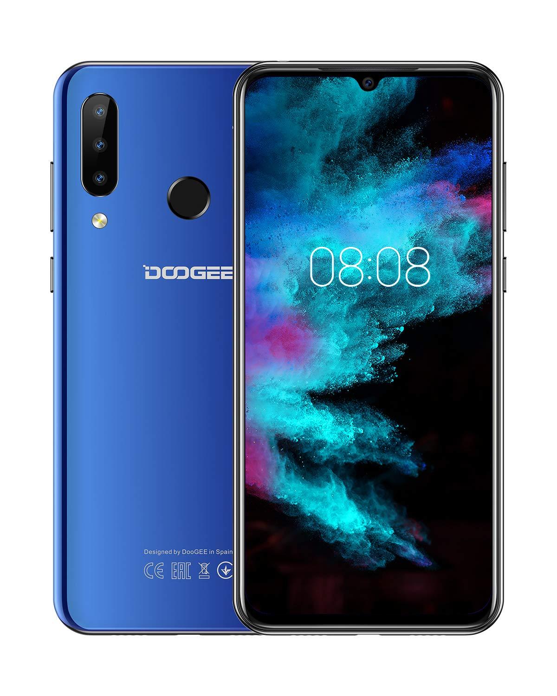 DOOGEE N20 (2019) SIM Móvil Libres, Helio P23 Octa-Core 4GB RAM ...