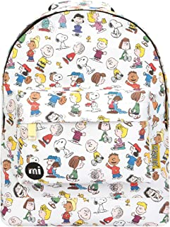 Peanuts Snoopy Gang All Over Print Mini Backpack from Mi Pac